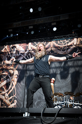 2016-07-01 - Amon Amarth performs at Bråvalla, Norrköping