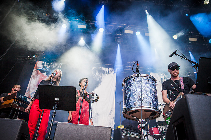 2016-08-27 - [Ingenting] performs at Popaganda, Stockholm