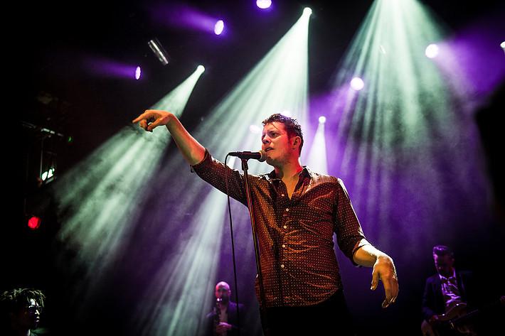 2016-08-31 - Anderson East performs at Pustervik, Göteborg