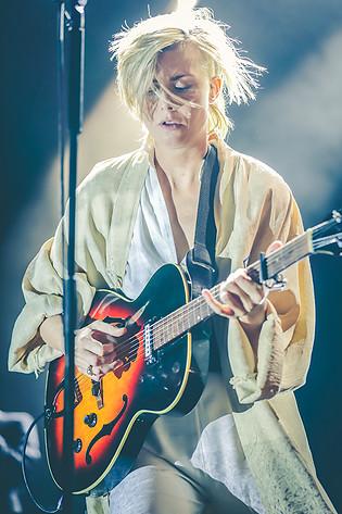 2016-09-16 - Anna Ternheim performs at Liseberg, Göteborg