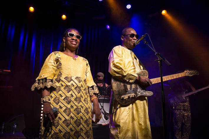 2016-11-17 - Amadou & Mariam spelar på Kulturhuset, Stockholm
