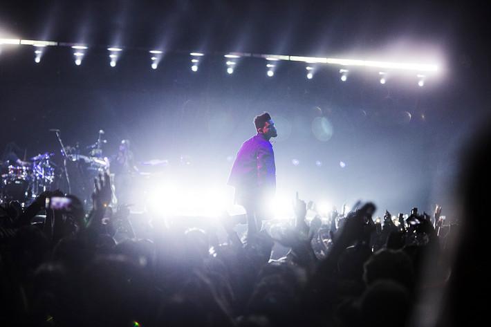2017-02-17 - The Weeknd spelar på Globen, Stockholm