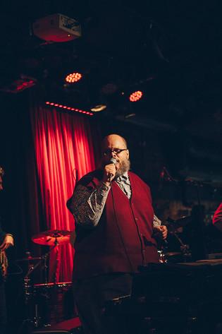2017-02-21 - Ed Motta performs at Fasching, Stockholm