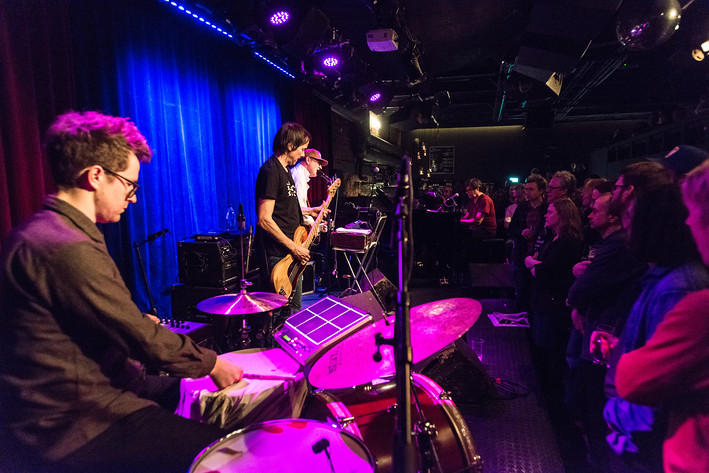 2017-02-25 - Lambchop performs at Fasching, Stockholm