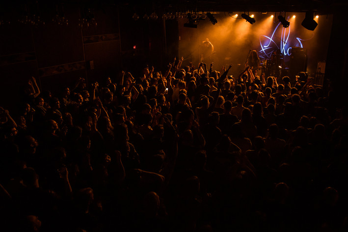 2017-05-06 - Alcest performs at A colossal weekend, Köpenhamn