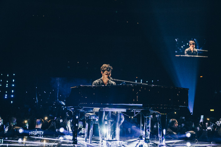 2017-05-17 - Shawn Mendes performs at Globen, Stockholm