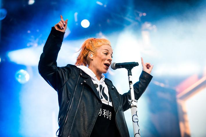 2017-05-18 - Gabrielle performs at Gröna Lund, Stockholm