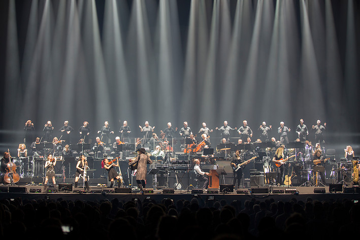 2017-05-18 - Hans Zimmer performs at Globen, Stockholm