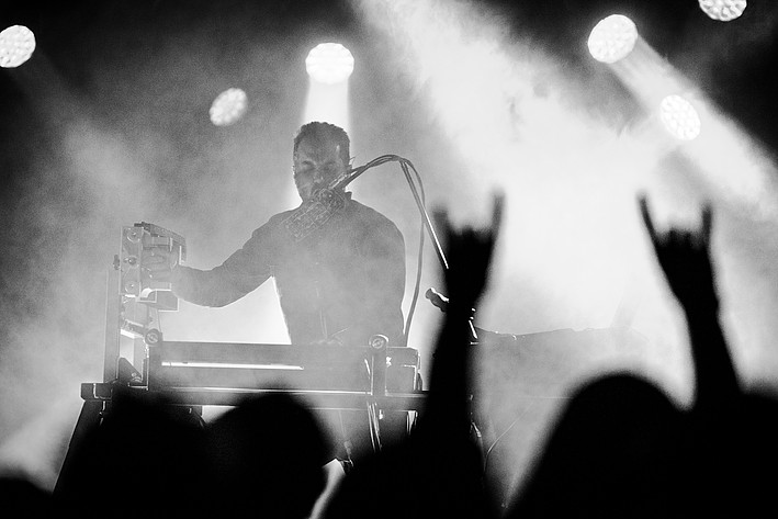 2017-06-29 - Author & Punisher performs at Roskildefestivalen, Roskilde