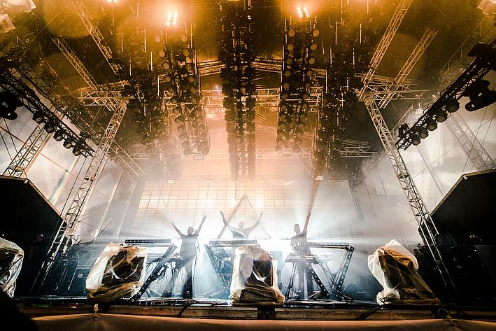 2017-06-30 - Av Av Av spelar på Roskildefestivalen, Roskilde