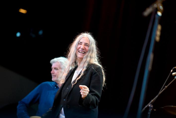 2017-08-21 - Patti Smith spelar på Gröna Lund, Stockholm