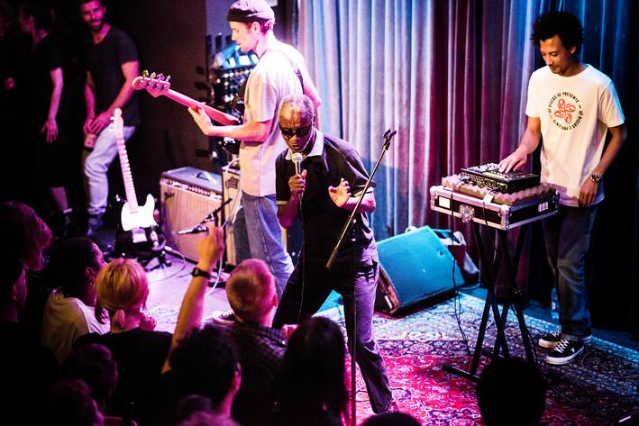 2017-09-08 - Ata Kak performs at Fasching, Stockholm