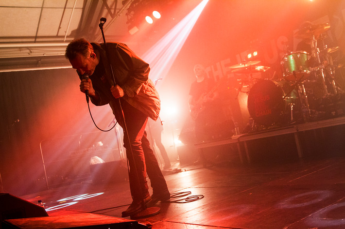 2017-10-08 - The Jesus and Mary Chain spelar på Münchenbryggeriet, Stockholm