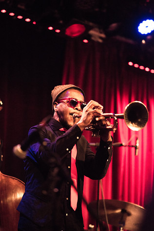 2017-10-11 - Roy Hargrove Quintet performs at Fasching, Stockholm