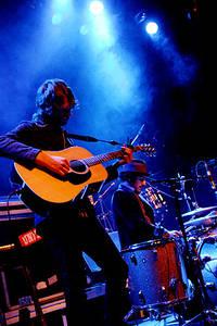 2004-09-25 - Deportees performs at Trädgår'n, Göteborg