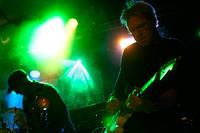2004-10-02 - Slobodans Undergång spelar på Chalmers, Göteborg