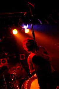 2005-02-08 - Bad Wizard spelar på Debaser Slussen, Stockholm