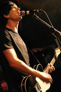 2005-03-12 - Timo Räisänen spelar på Diesel (035-festivalen), Halmstad