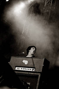 2005-06-16 - Mando Diao spelar på Hultsfred, Hultsfred