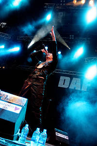 2005-07-14 - DAF performs at Arvikafestivalen, Arvika
