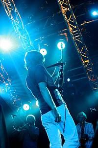 2005-07-16 - The Concretes spelar på Arvikafestivalen, Arvika