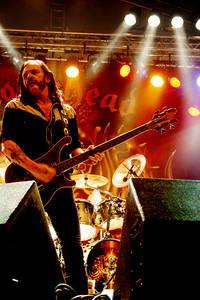 2004-07-09 - Motörhead spelar på Peace & Love, Borlänge