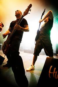 2006-06-16 - Raised Fist spelar på Hultsfredsfestivalen, Hultsfred