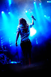2006-06-17 - In Flames spelar på Hultsfredsfestivalen, Hultsfred