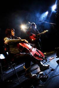 2006-11-19 - J. Tillman spelar på Kägelbanan, Stockholm