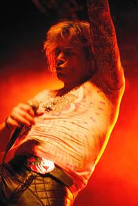 2006-11-14 - White Lion spelar på Klubben, Stockholm