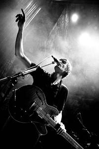 2007-02-21 - Mando Diao spelar på Nalen, Stockholm