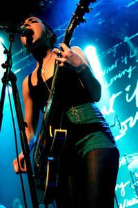 2007-05-01 - Sahara Hotnights performs at Debaser Medis, Stockholm