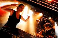 2007-05-17 - Those Dancing Days performs at Debaser Slussen, Stockholm