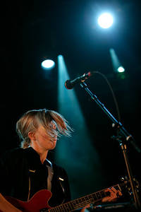 2007-06-14 - Anna Ternheim performs at Hultsfredsfestivalen, Hultsfred