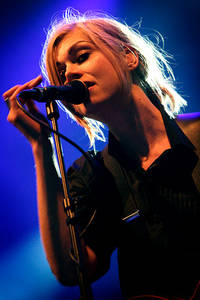 2007-06-28 - Anna Ternheim performs at Peace & Love, Borlänge