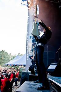 2007-07-12 - The Ark performs at Arvikafestivalen, Arvika