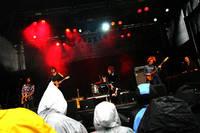2007-08-25 - Deportees spelar på Parkenfestivalen, Bodø