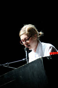 2007-08-18 - Anna Ternheim performs at Göteborgs Kulturkalas, Göteborg