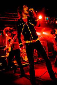 2007-10-20 - The (International) Noise Conspiracy spelar på Debaser Slussen, Stockholm