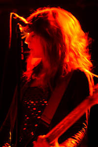 2007-11-24 - Sahara Hotnights performs at Mejeriet, Lund