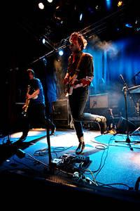2007-11-27 - The Kissaway Trail spelar på Debaser Medis, Stockholm