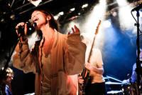 2008-01-31 - Anna Järvinen performs at Debaser Slussen, Stockholm