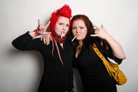 2008-01-26 - Rockfotostudion spelar på Amplified, Umeå