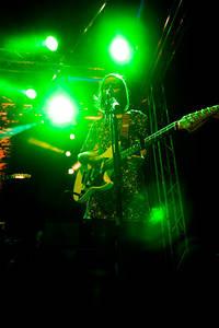2008-02-21 - Britta Persson spelar på Sticky Fingers, Göteborg