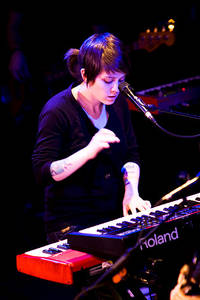 2008-03-15 - Tegan & Sara spelar på Konserthuset, Göteborg