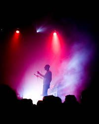 2008-03-23 - Familjen performs at Baltiska Hallen, Malmö