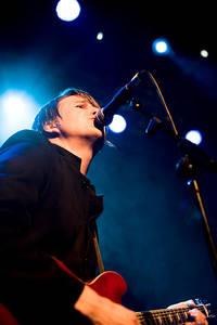2008-05-17 - Markus Krunegård performs at Debaser Medis, Stockholm