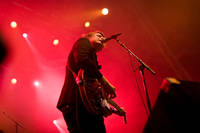 2008-06-12 - Markus Krunegård performs at Hultsfredsfestivalen, Hultsfred