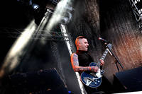 2008-06-26 - Tiger Army performs at West Coast Riot, Göteborg