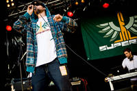 2008-06-27 - Supersci spelar på Peace & Love, Borlänge